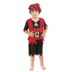 pirates-boy-noir-et-rouge-taille-3-a-4-ans