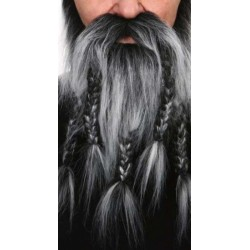 barbe-collier-grise-avec-moustache-5-tresses-pour-viking