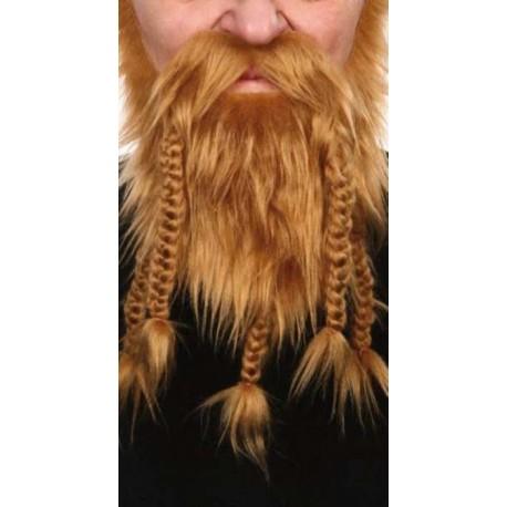 barbe-collier-blonde-avec-moustache-5-tresses-pour-viking