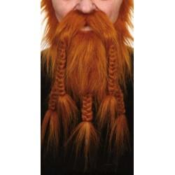 barbe-collier-rousse-avec-moustache-5-tresses-pour-viking