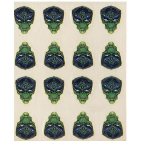 tatouages-16-tetes-d-alien-phosphorescent-tatoo-halloween