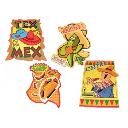 4-decoupes-fiesta-mexique-33-x-40-tex-mex