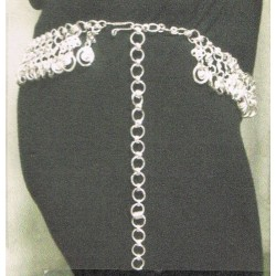 ceinture-indoue-argentee-reglable-avec-breloques