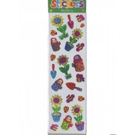 22-stickers-autocollants-brillants-pailletes-de-jardinage
