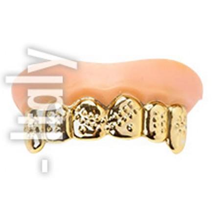 dentier-petite-taille-grave-tout-en-or-canine-un-peu-longue
