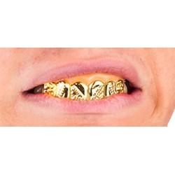 dentier-petite-taille-tout-en-or-grave-canine-un-peu-plus-long