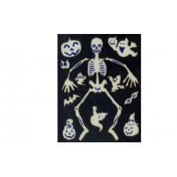 stickers-en-3d-d-halloween-squelette-fantomes-citrouille