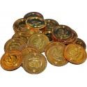 144 pièces d'or pour le coffre des pirates
