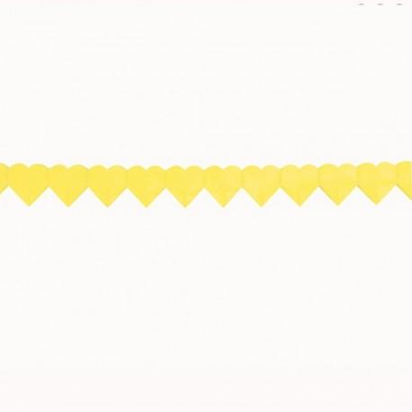 guirlande-coeurs-jaune-6-metres