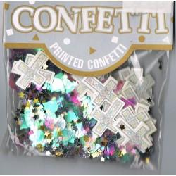 confettis-de-table-croix-colombes-irisees-et-petites-etoiles