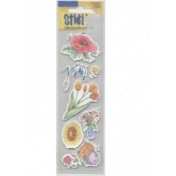 8-stickles-autocollants-botanique-diverses-fleurs-paillettes-aut