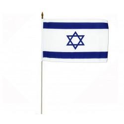 drapeaux-israel-drapeau-de-table-en-tissu
