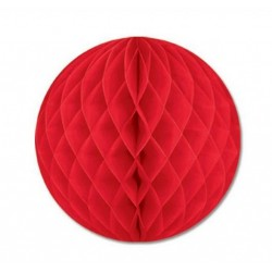 boule-alveolee-rouge-de-32-cm
