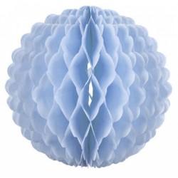 boule-alveolee-bleu-ciel-de-32-cm