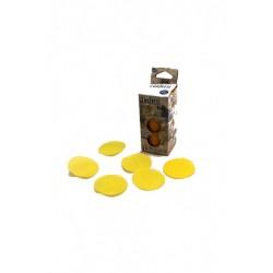 confettis-de-scene-en-forme-de-ronds-jaune-100-grammes