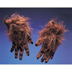 mains-de-monstre-mains-poilues-marron-singe