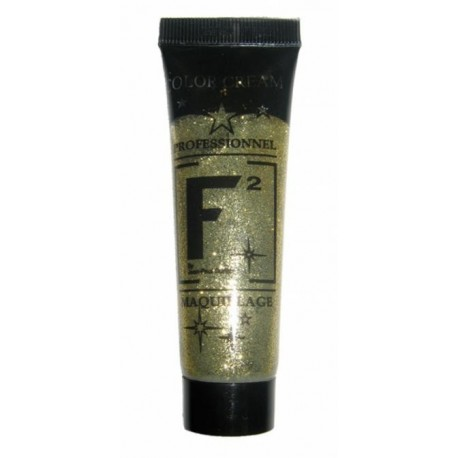 Maquillage Fardel tube de gel paillettes 30 gr