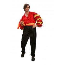 ensemble danseur de flamenco pour homme