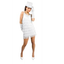 charleston-blanche-a-franges-annees-20-taille-m