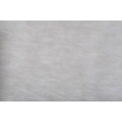 """Chemin de table """"Elégance"""" gris clair en intissé 10 m x 30 cm"""