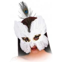 loup-majestueux-plumes-de-faisan-et-plumes-de-paon