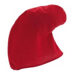 Bonnet rembourré de grand Stroumph, de lutin rouge,
