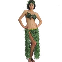 set de mère nature ensemble hawaï vert