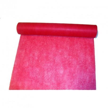 chemin-de-table-elegance-framboise-en-intisse-10-m-x-30-cm