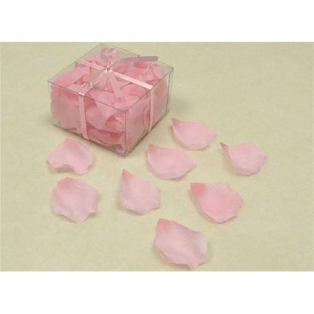 100-petales-de-rose-en-tissu-rose-peche