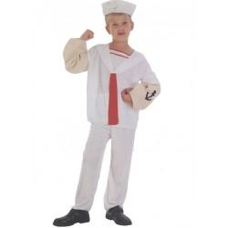 Costume de marin enfant petit sailor popeye