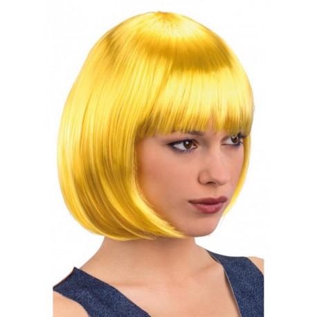perruque-carre-jaune-pin-up-cabaret