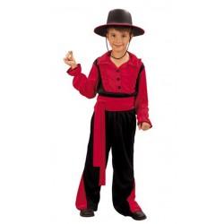 déguisement pour enfant flamenco costume d'espagnol