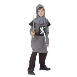 déguisement de chevalier pour enfant taille 4 à 6 ans