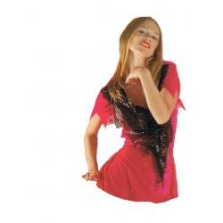 robe courte de fée parfaite pour une petite elfette