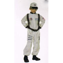 Déguisement d'astronaute ou cosmonaute pour enfant 6 ans