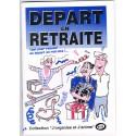 """Livret de jeux pour réussir votre soirée """" départ en retraite """""""