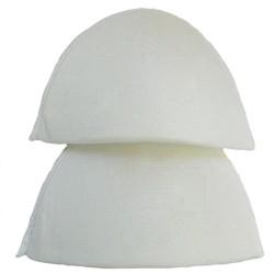 1 paire d'épaulettes ivoire pour couture 13.5 x 17 centimètres
