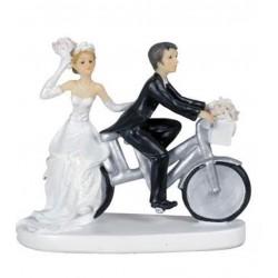 figurine-mariage-couple-de-maries-a-velo