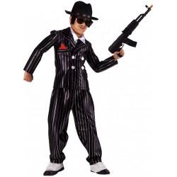 Don vito Gangster déguisement 12 à 14 ans