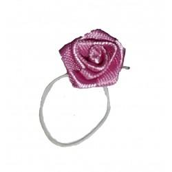 12 petites fleurs rose 12 millimètres de diamètre