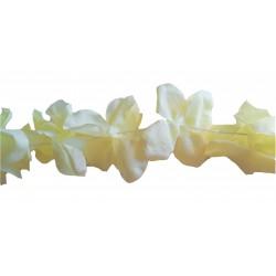 Guirlande jaune à suspendre Magnolia 2 mètres 8 à 10 centimètres