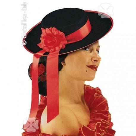 chapeau-espagnol-senorita-espagne