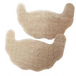 3 paires de soutien gorges adhésif bonnet D léger couleur chair très naturel et agréable à porter marque Soyelle