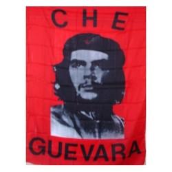 drapeau rouge Che Guevara 90 cm X 145 cm