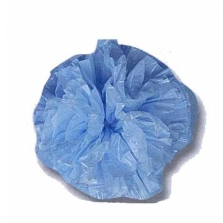 25-pompons-bleu-ciel-en-plastique-souple-de-10-cm