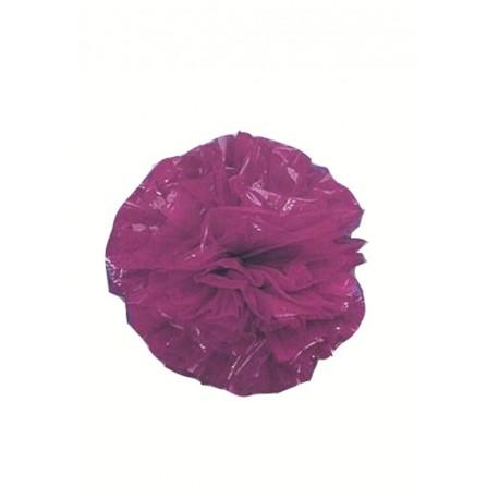 25-pompons-bordeaux-en-plastique-souple-de-10-cm