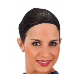 Filet à cheveux pour perruque calotte de perruque resille couleur noire