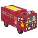 piganta camion de pompier pinata à casser
