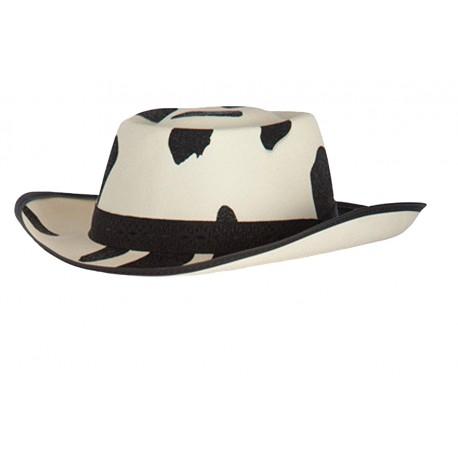 chapeau-de-cow-boy-aux-couleurs-de-la-vache-blanc-et-noir