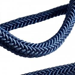 1 mètre cordon bleu roi lacet 7 millimètres de large